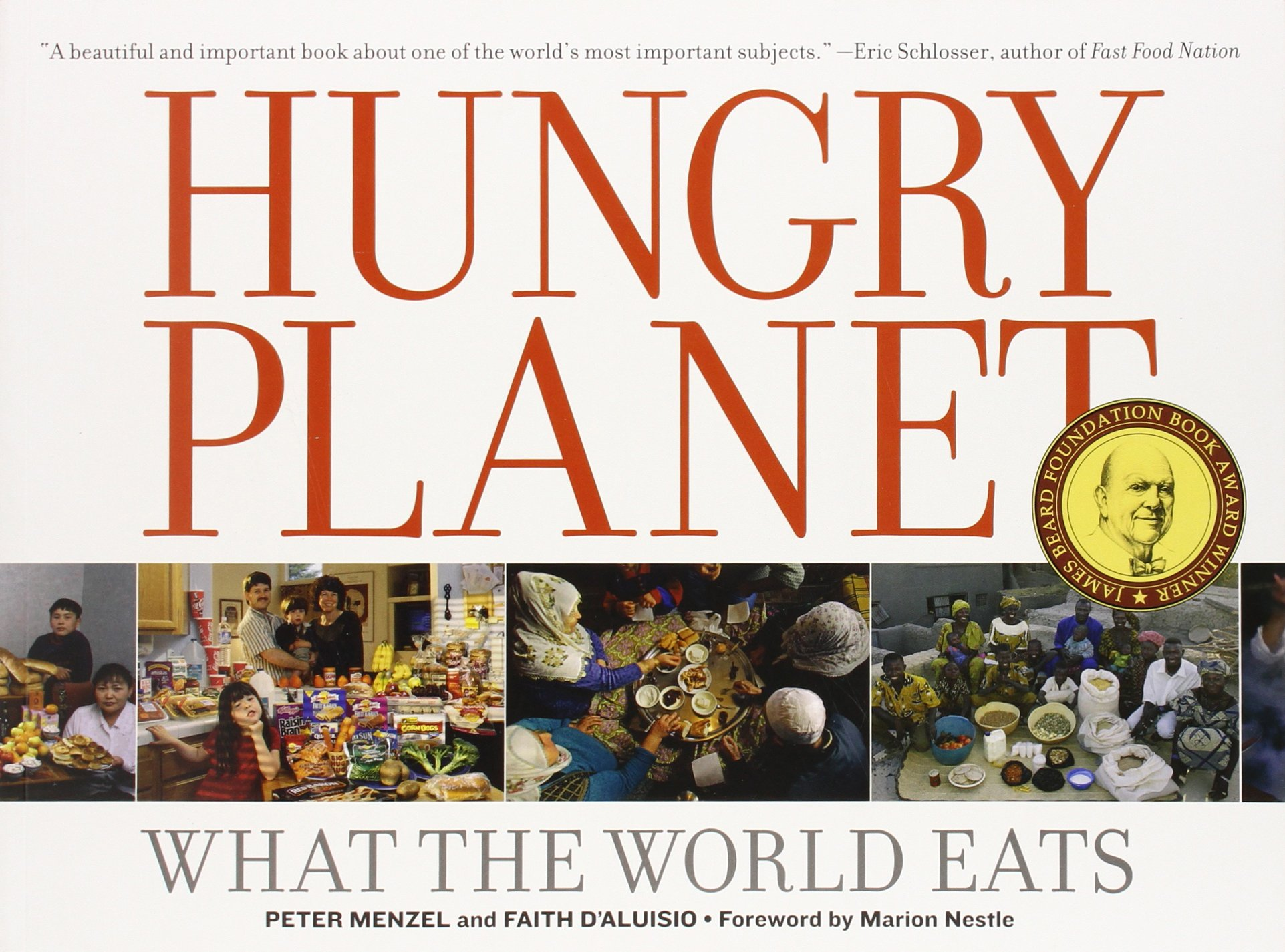 Image result for hungry planet book