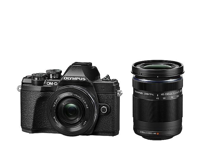 1 opinioni per Olympus E-M10 Mark III Fotocamera con Obiettivo M.Zuiko Digital ED 14 42 mm