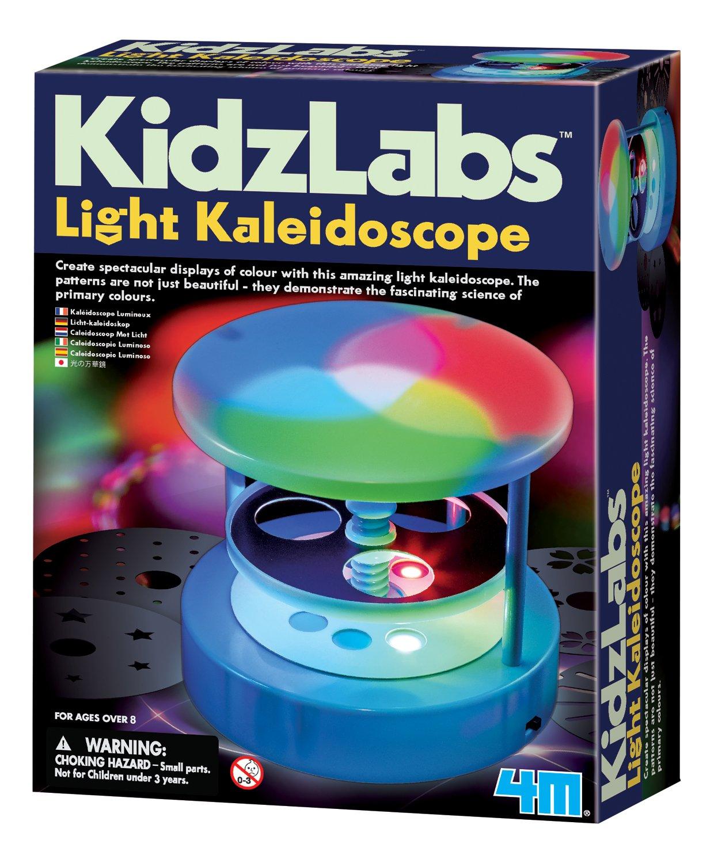4M 4647 Light Kaleidoscope Science Kit