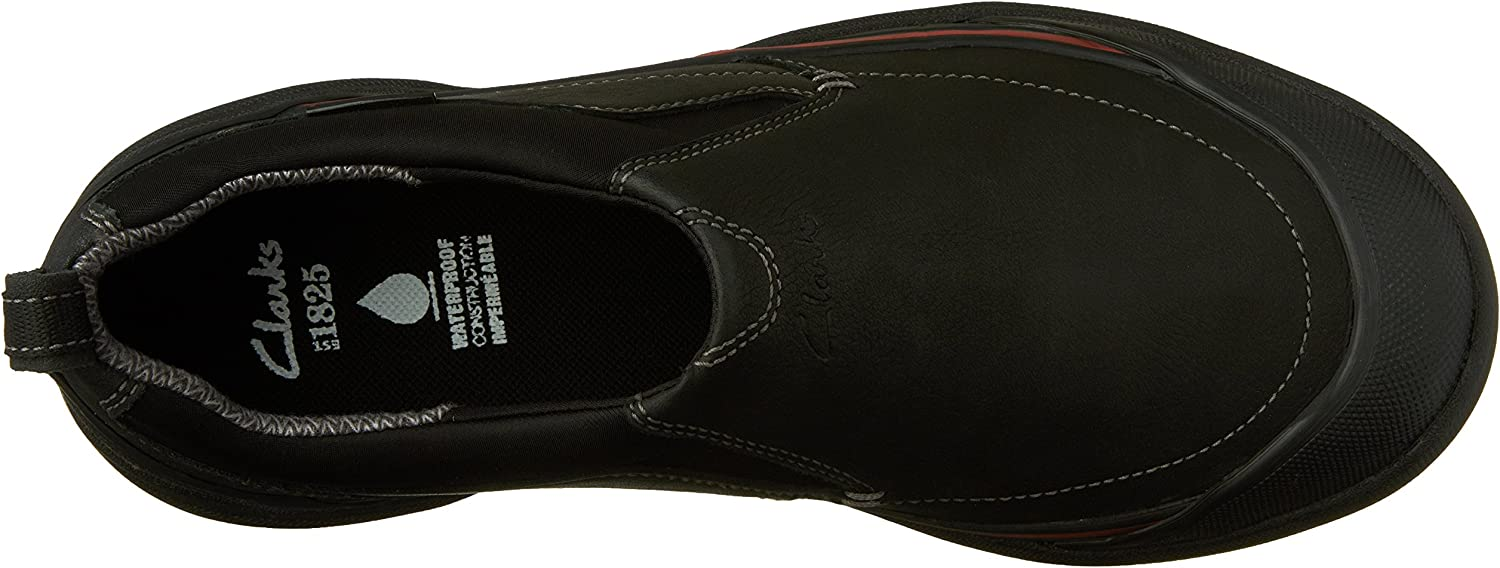 CLARKS Mens Allyn Step Loafers Shoes
