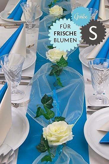 Fibula Style Komplettset Flair Turkis Fur Frischblumen Grosse S