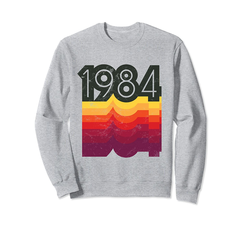 Vintage 80s Style 1984 Sweatshirt-Colonhue