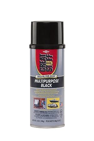 Gran Stuff 99054816 multiusos sellador de espuma aislante, 12 oz, negro: Amazon.es: Bricolaje y herramientas