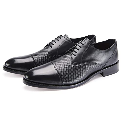 Samuel Windsor Mens Formal Shoe Handmade Leather Soled Oxford Lace