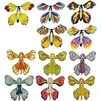 Magische vlinder: de vliegende vlinder wordt een vlinder, en de vlinder van de vrijheid is een nieuw en uniek magisch…