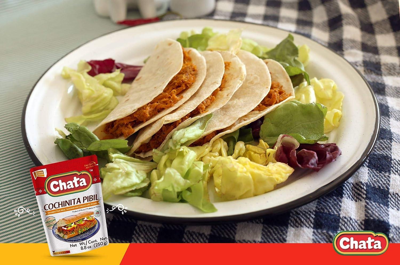 Amazon.com : Cochinita Pibil Shredded Seasoned Meat 2 Pack 8.8oz Easy Open Pouch/Ready to Eat (2) : Grocery & Gourmet Food
