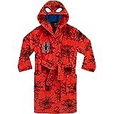 Marvel Boys' Spiderman Robe