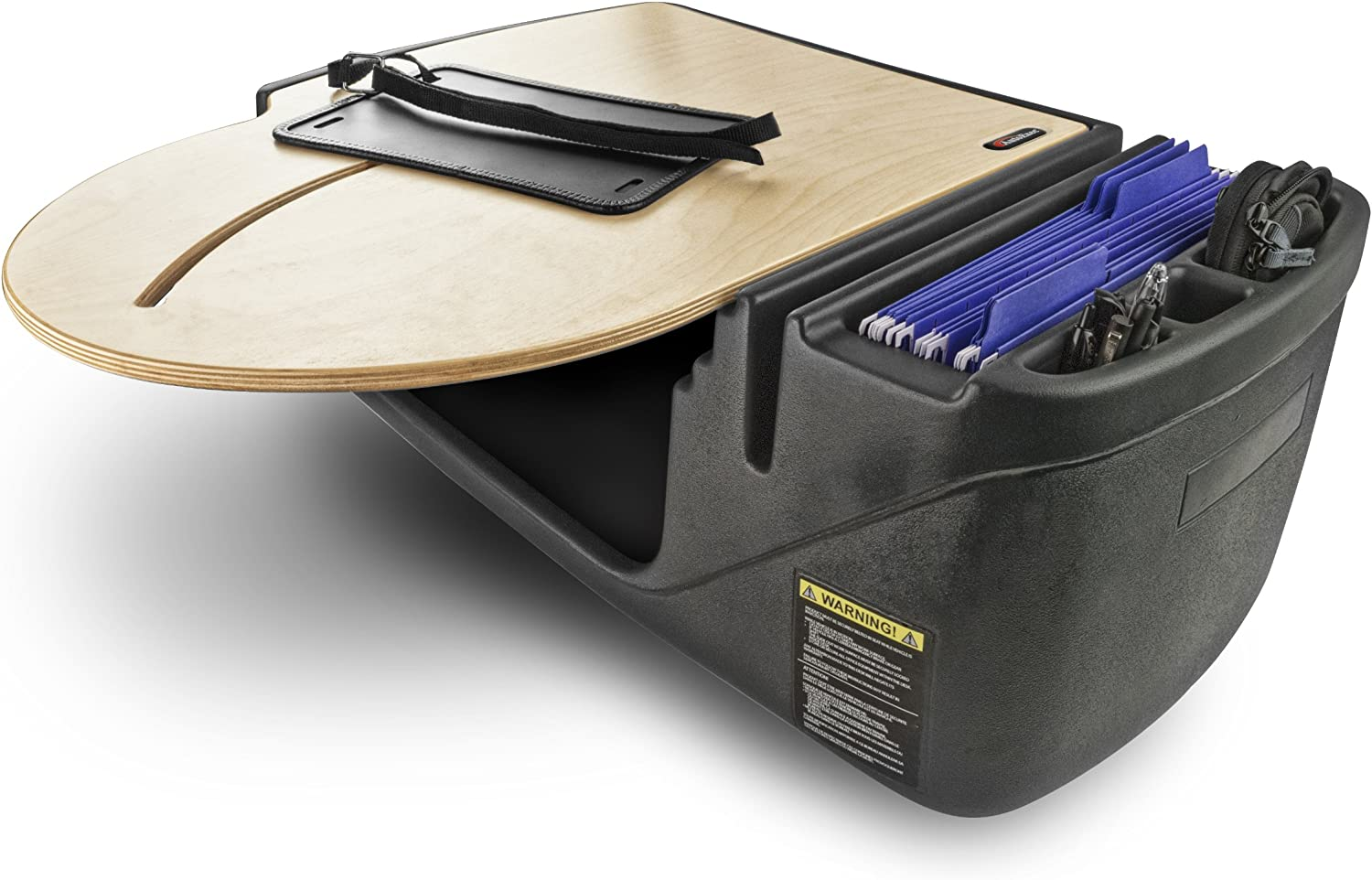 RoadTruckSuper-02Elite RoadMaster Truck Desk with Built-In 200W Inverter and Printer Stand AutoExec