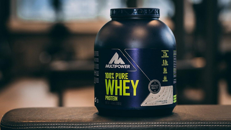 Multipower 100% Whey Protein Cookies & Cream - 2000 gr