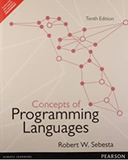 Principles Of Programming Languages By Sebesta Pdf