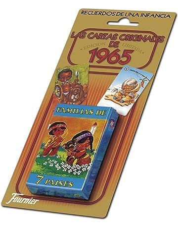 Amazon.es: Juegos de cartas con baraja específica: Juguetes ...