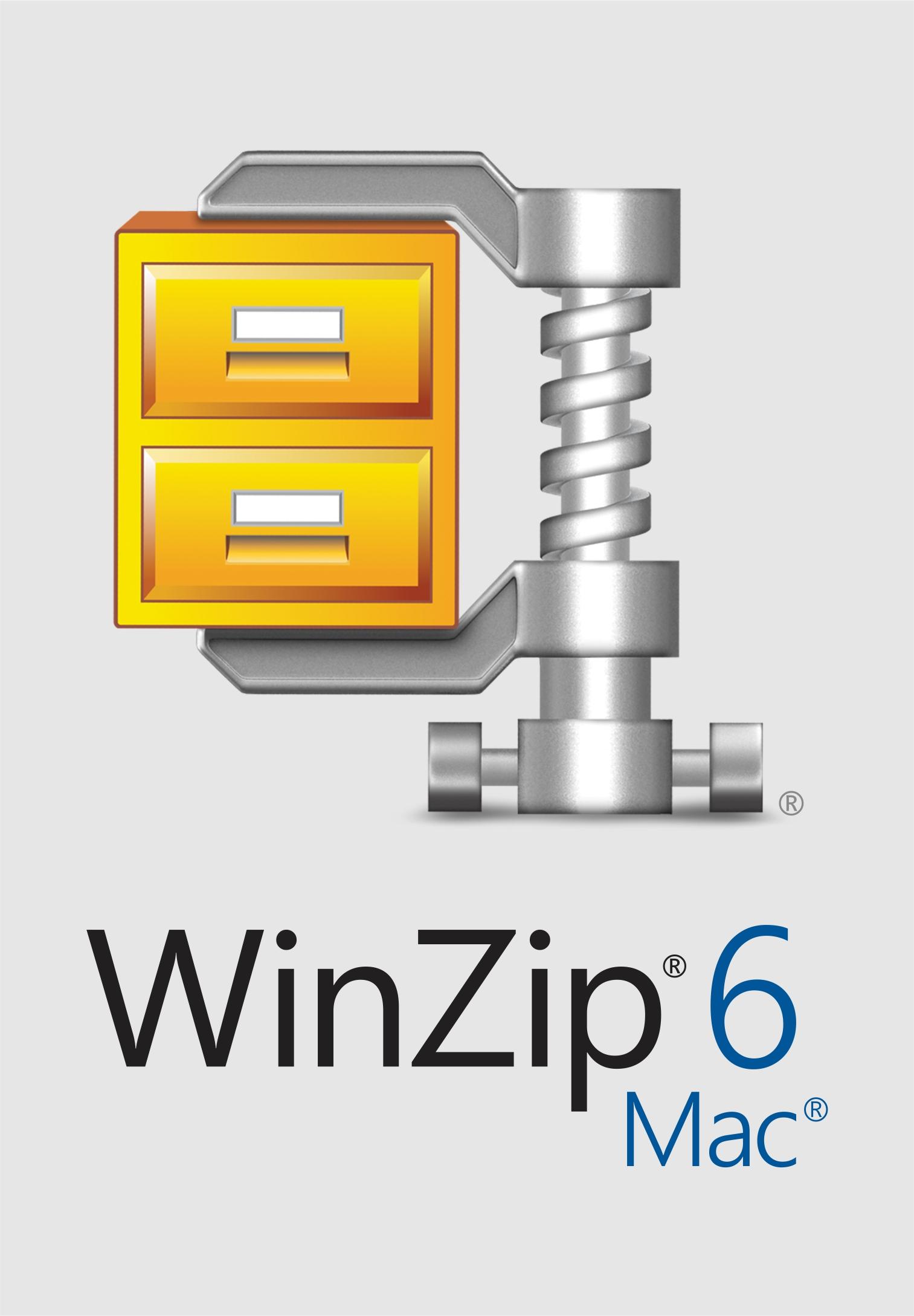 Winzip 6 File Compression And Decompression Software For Mac  Download