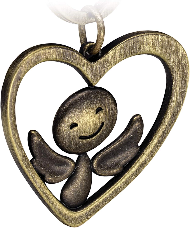 Schlüsselanhänger Herzensengel Schutzengel Schlüsselband Geschenkidee Mitbringse