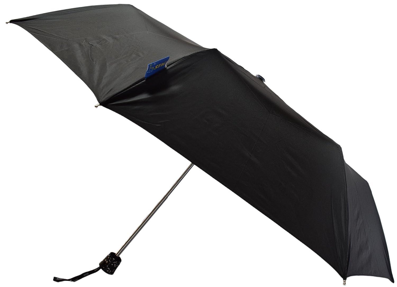cd0f4773d STAG UMBRELLA Tri-Fold Black Umbrella: Amazon.in: Bags, Wallets & Luggage