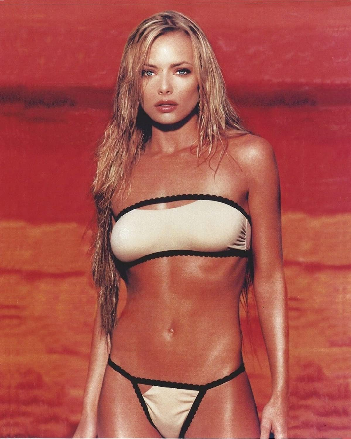 What You See is What You get Jamie Pressly 8x10 Photo #JP19 No White or Black Borders