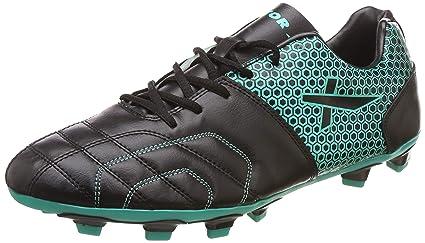 7d581e062 Buy Vector X Breeze Football Shoes (Black-Sea Green) Online at Low ...
