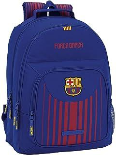 09599c33ca003 Safta Mochila juvenil F.C.Barcelona Black Oficial 320x170x430mm ...