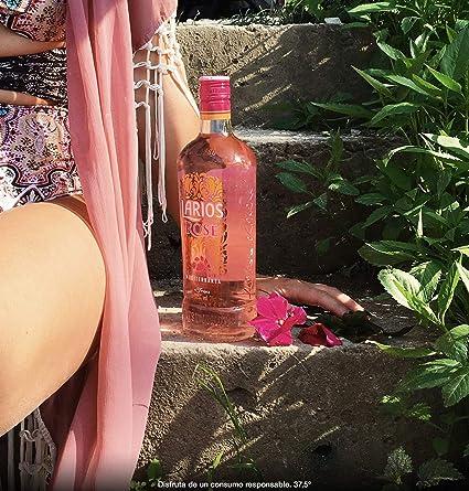 Larios Rosé Ginebra Mediterránea, 37.5%, 700ml