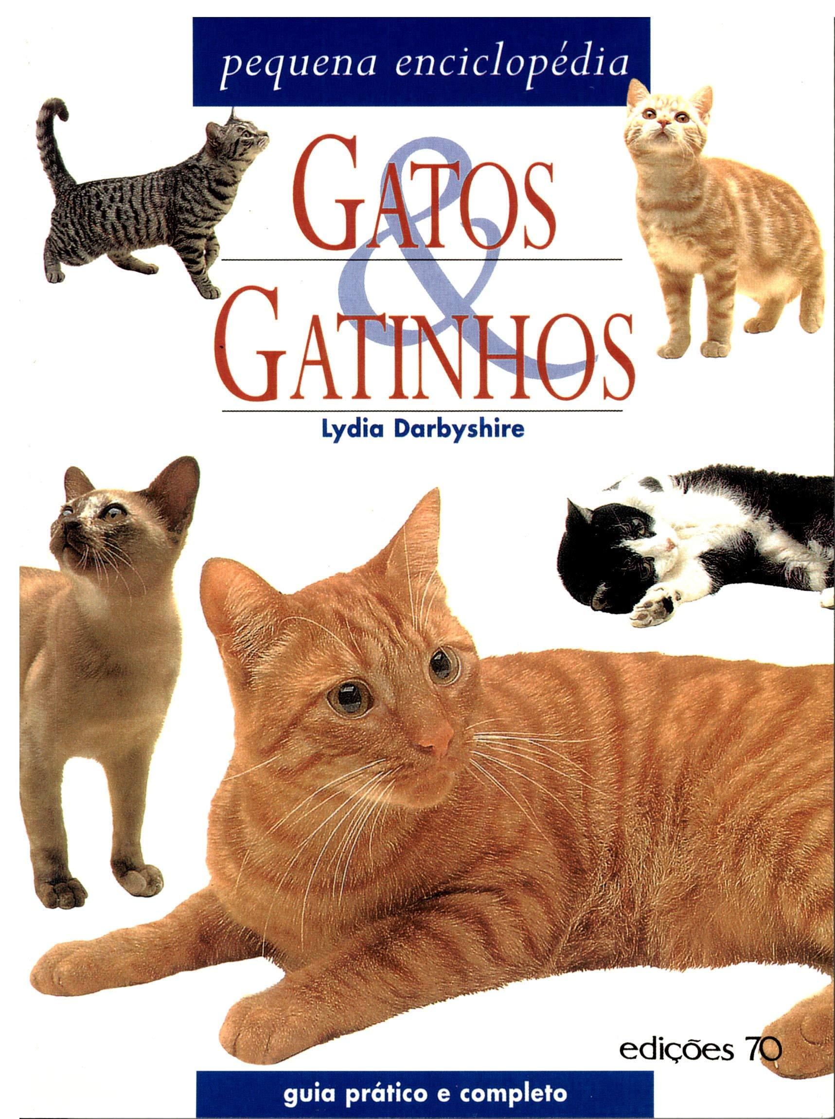 Gatos e Gatinhos (Em Portuguese do Brasil): Lydia Darbyshire ...