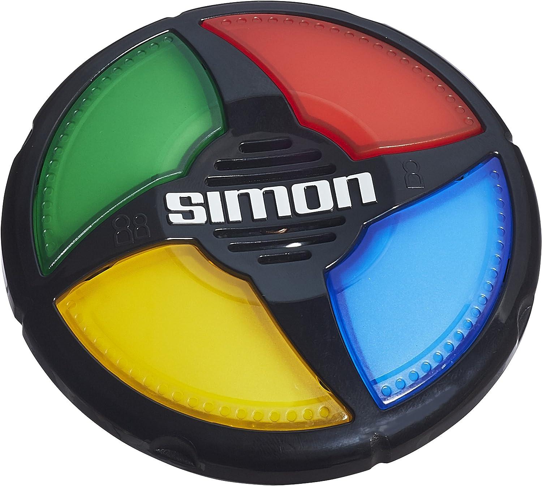Hasbro Gaming - Simon Micro Series, Juego de Mesa (B0640): Amazon ...
