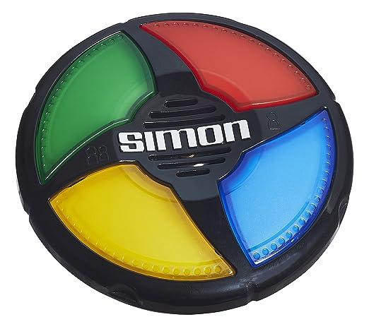 Hasbro Gaming - Simon Micro Series, juego de mesa (B0640): Amazon.es: Juguetes y juegos