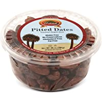 Delilah Pitted Dates 28 Ounce Deglet Noor