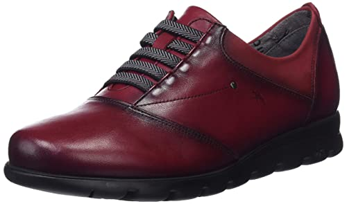 bb098ecd Fluchos Susan, Zapatos de Cordones Derby para Mujer: Amazon.es: Zapatos y  complementos