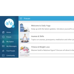 Daily Yoga - Fitness On-the-Go