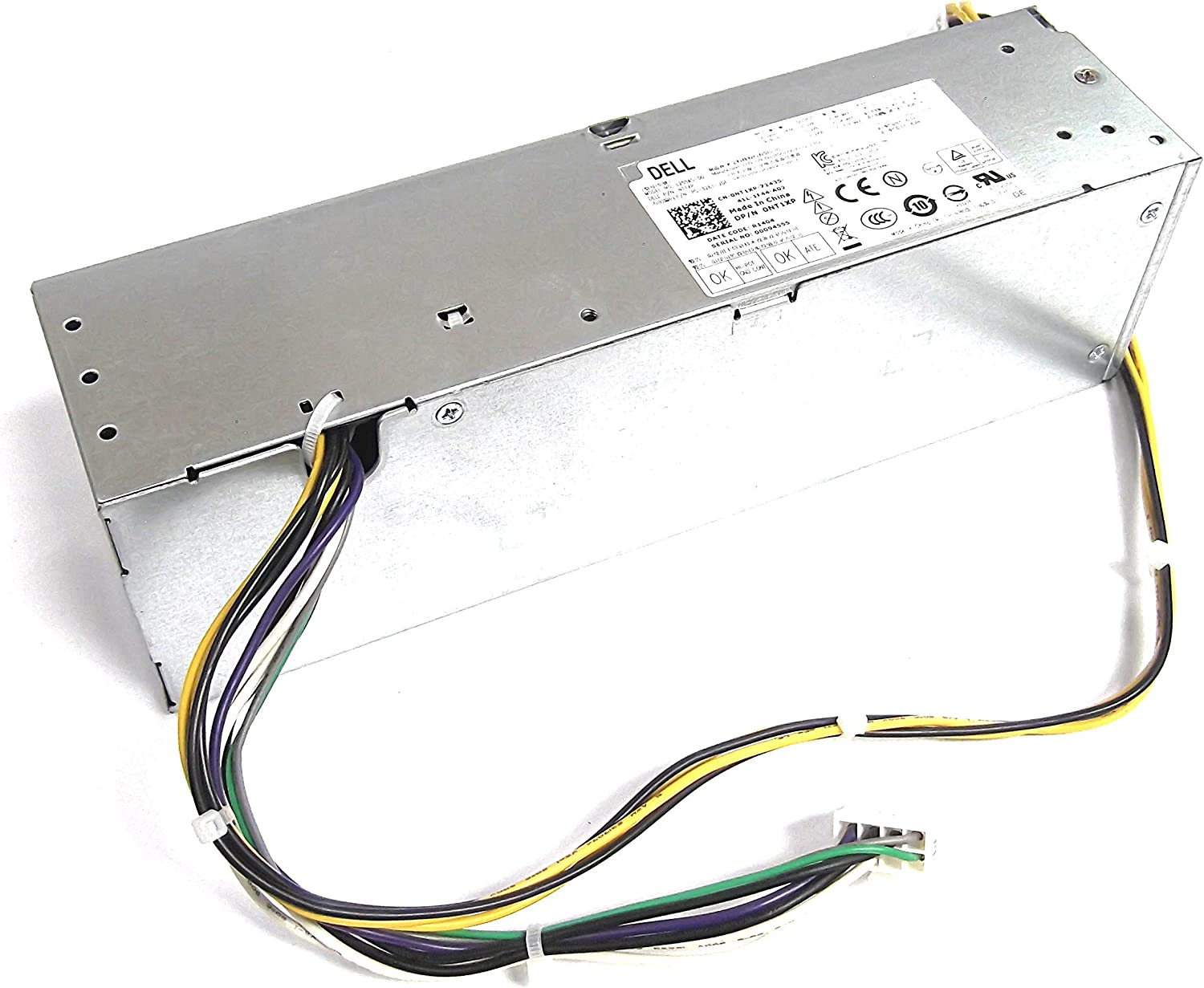 Dell NT1XP OptiPlex 3020 9020 SFF 255w Power Supply L255AS-00 PS-3261-2DF