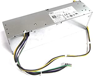 Dell NT1XP OptiPlex 3020 9020 SFF 255w Power Supply L255AS-00 PS-3261-2DF (Renewed)
