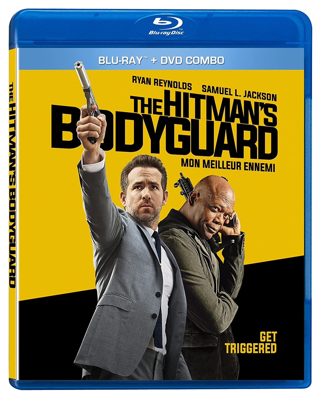 The Hitman's Bodyguard [Bluray + DVD] [Blu-ray] (Bilingual)