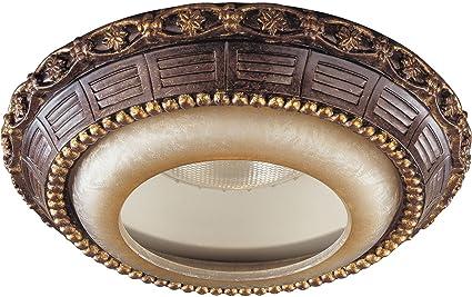 Minka Lavery Recessed Trims 2828 177 Illuminati 6 Inch Round Glass