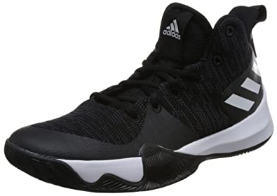de9e957a05cd0 adidas Men s Explosive Flash Basketball Shoes  Amazon.co.uk  Shoes ...