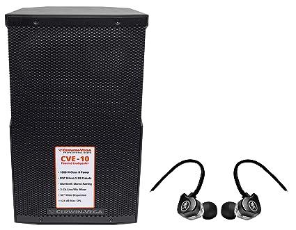 Amazon com: Cerwin Vega CVE-10 1000 Watt 10