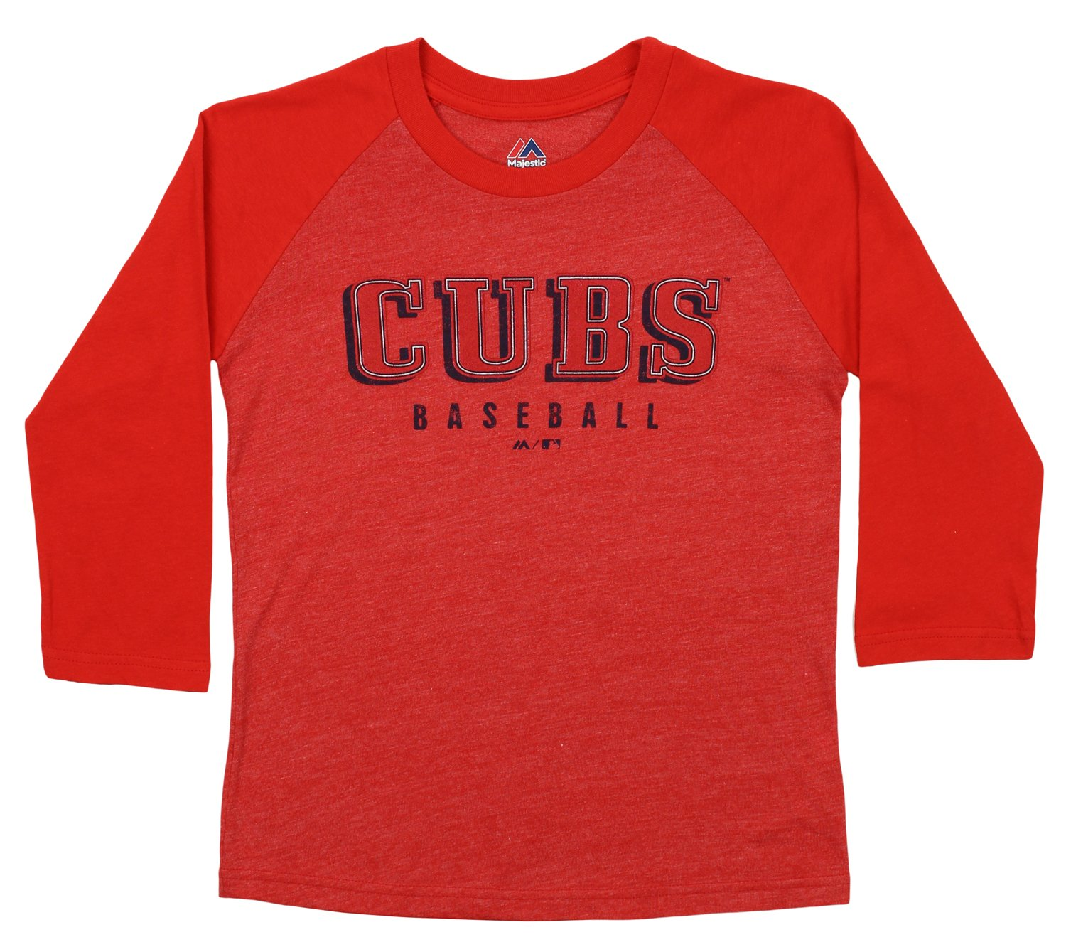 promo code d40c3 9202c Outerstuff MLB Youth (8-18) Baseball Academy 3/4 Sleeve Raglan Tee, Team  Variation