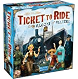 Asterion 8520 - Ticket To Ride Vagoni e Velieri Edizione Italiana