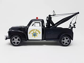 PLAYJOCS GT-1003 AMERICAN POLICE CRANE Play Vehicles