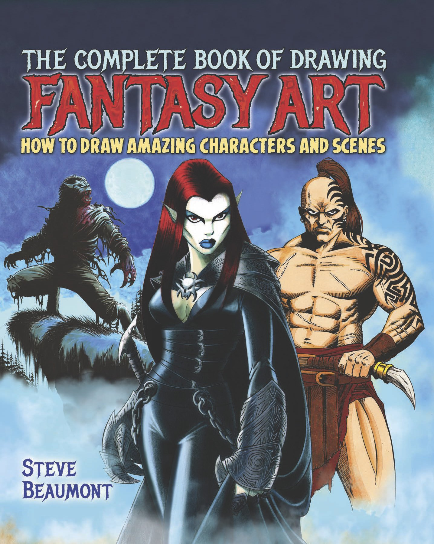 Download The Complete Book of Fantasy Art Text fb2 book