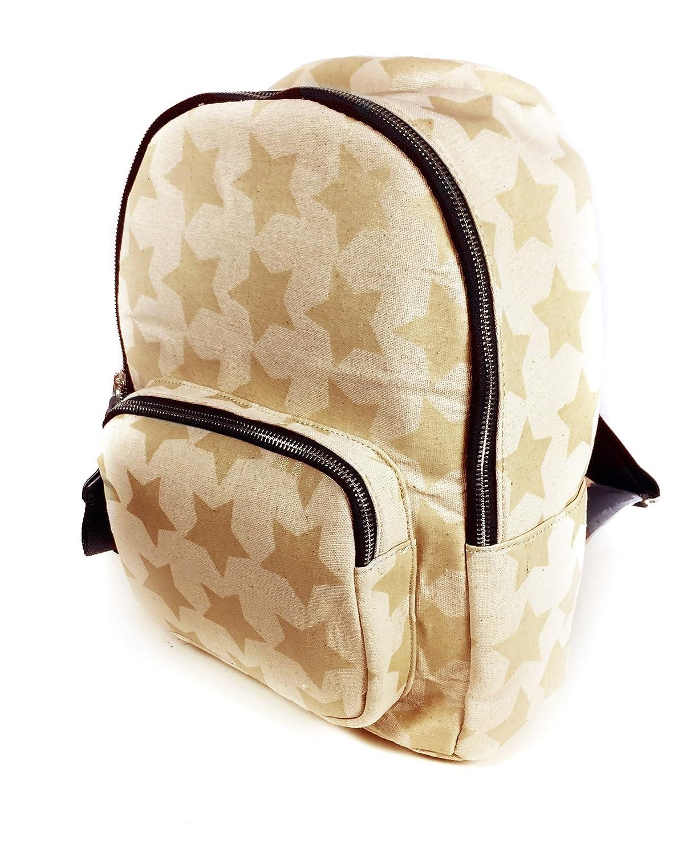 Zara - Bolso mochila para mujer blanco blanco crema M: Amazon.es: Ropa y accesorios