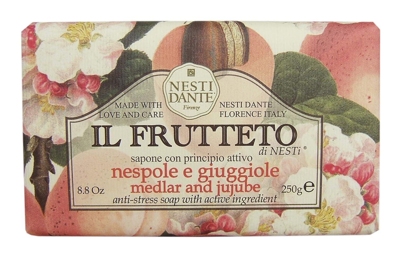 ネスティダンテ Il Frutteto Anti-Stress Soap - Medlar & Jujube 250g/8.8oz B01FXNVU4I