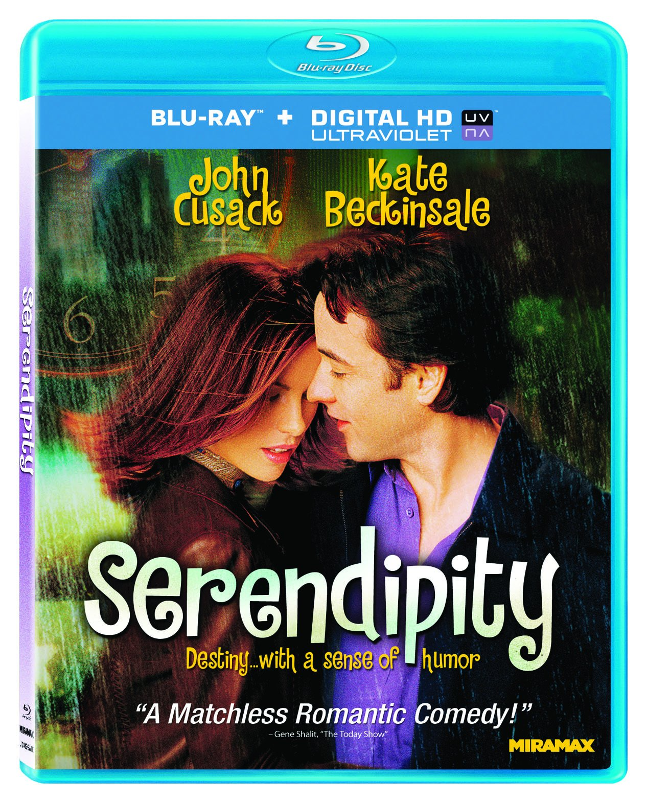 Blu-ray : Serendipity (Ultraviolet Digital Copy, Digital Theater System, AC-3, , Widescreen)