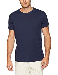 0d1d5827e Tommy Hilfiger Men's T-Shirt Original Short Sleeve Tee | Amazon.com