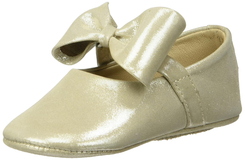 Elephantito Kids' Ballerina Baby with Bow-K Crib Shoe Ballerina Baby with Bow - K