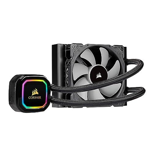 光るポンプヘッドと高性能の両立!CORSAIR iCUE H60i RGB PRO XT Liquid CPU Cooler
