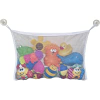 Jolly Jumper Bath Toy Bag, White