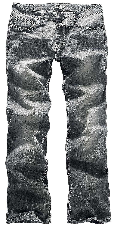 Pete Jeans schwarz Black Premium by EMP Freies Verschiffen Finish R82ew57Qtp