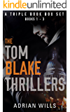 The Tom Blake Thrillers: A Triple Book Box Set