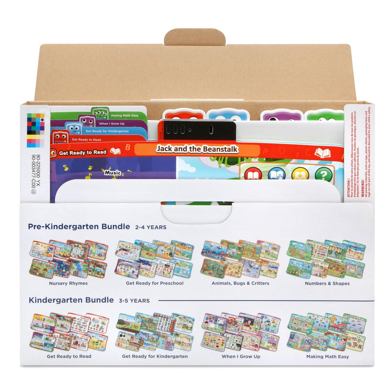 VTech Activity Desk 4-in-1 Kindergarten Expansion Pack Bundle for Age 3-5 by VTech (Image #6)