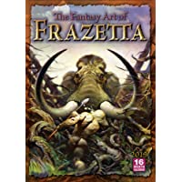 2019 The Fantasy Art of Frazetta 16-Month Wall Calendar: by Sellers Publishing, 10x14 (CA-0426)