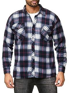 l'atteggiamento migliore 64bf1 4311d Camicia da boscaiolo, pesante da uomo, foderata in pile ...